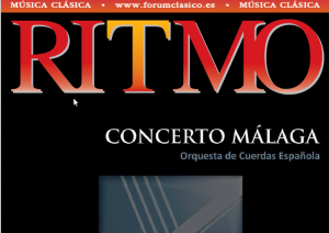 Reportaje a Concerto Málaga