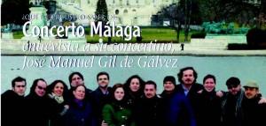 Concerto Málaga – Entrevista a Jose Manuel Gil de Gálvez
