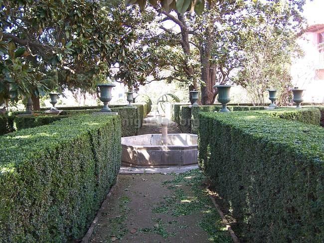 Jardín Romántico de la Casa Zayas