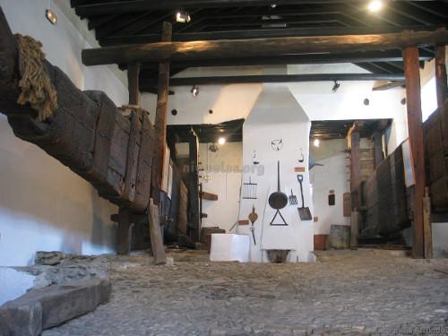 Museo Almazara (Molino) de Las Laerillas