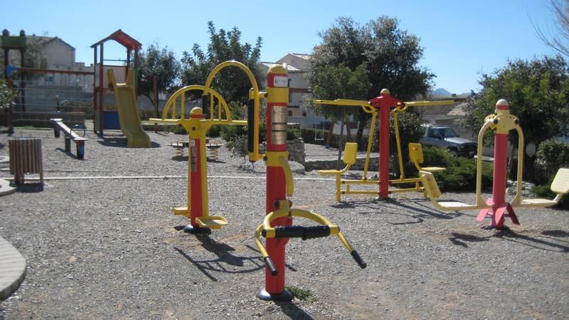 Parque Saludable de la Igualdad