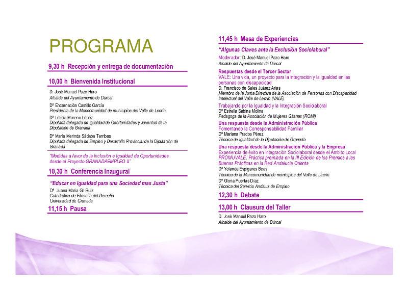 Programa dia 25-2