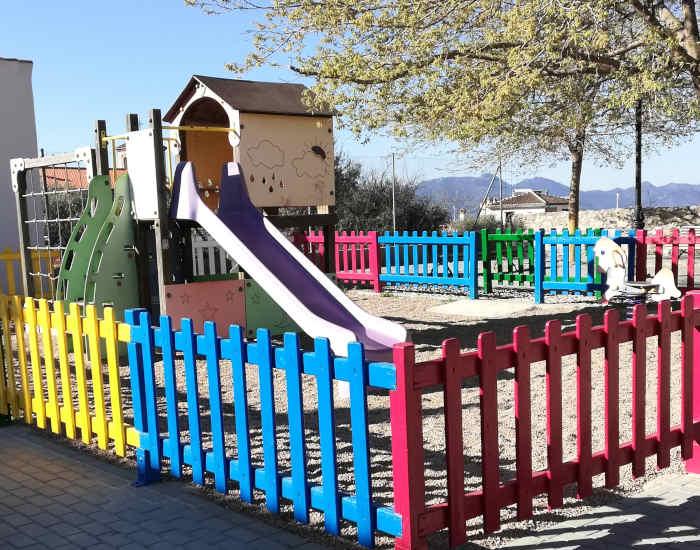 Parque Infantil de la Huerta del Monje