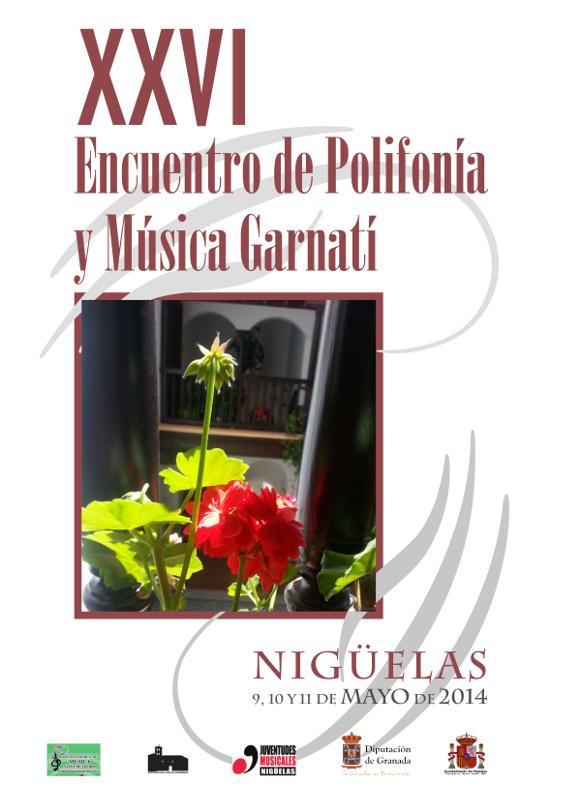 XXVI Encuentro de Polifonía y Música Garnatí