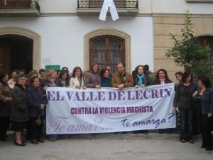 Premio al Centro de Información de la Mujer del Valle de Lecrin en los Premios por la Igualdad de Género 2016