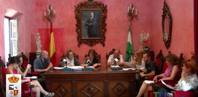 Pleno del Ayuntamiento de Nigüelas del 27 de Junio de 2016