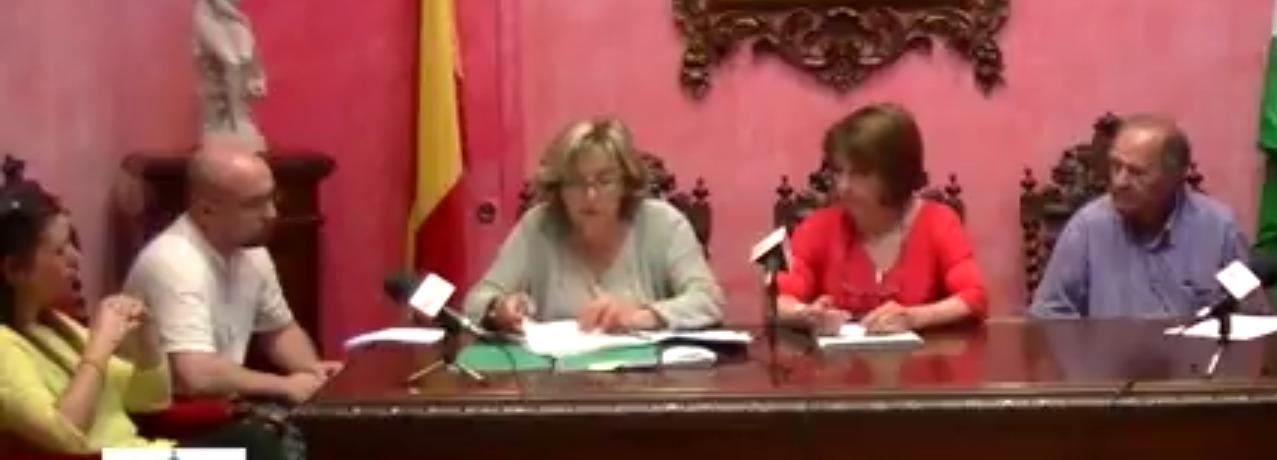 Vídeo del Pleno del 22 de mayo de 2017