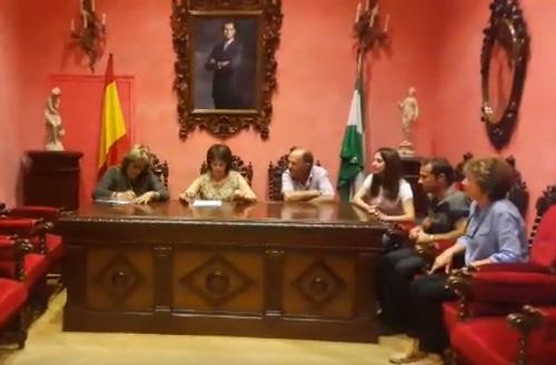 Pleno Ayuntamiento Nigüelas 19/03/2018