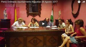 Pleno Ordinario 28 de Agosto de 2017