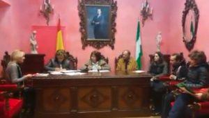 Pleno Extraordinario Ayuntamiento de Nigüelas 9 de Abril 2018