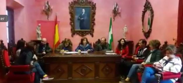 Pleno Ordinario lunes 30 de abril 2018. Ayuntamiento de Nigūelas