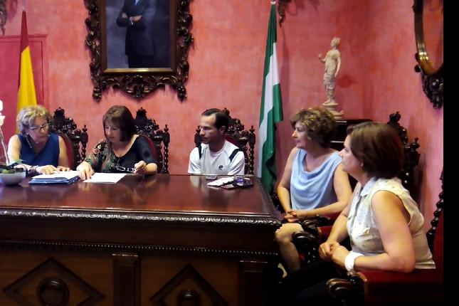 Pleno extraordinario de 25 de Julio 2018 del Ayuntamiento de Nigüelas