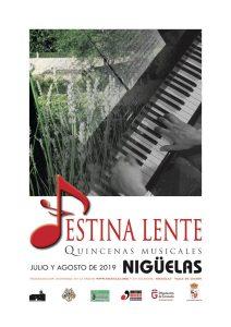 Festina Lente 2019