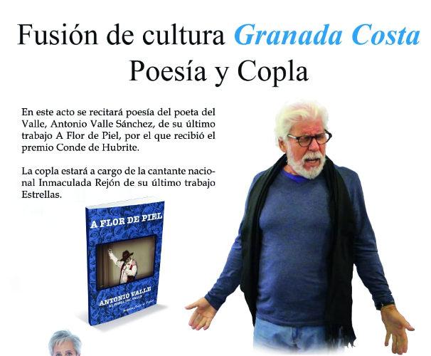 Fusión de Cultura Granada Costa: Poesía y Copla