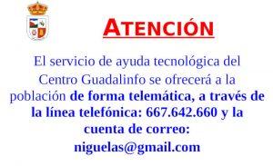 Ayuda tecnológica – Centro Guadalinfo