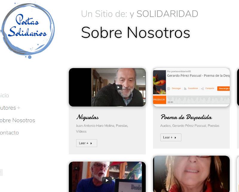 Poetas Solidarios