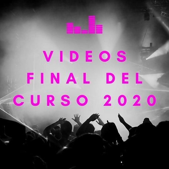 Vídeos del Final del Curso de la Escuela Comarcal de Música y Danza 2020