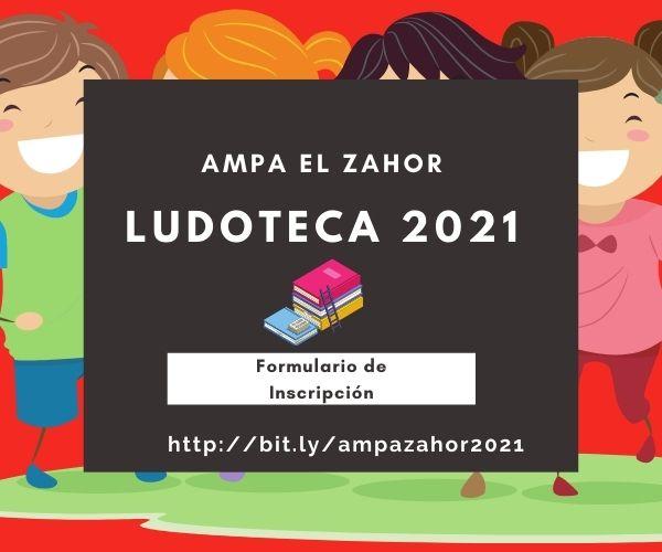 En este momento estás viendo Ludoteca 2021 – Formulario de Inscripción