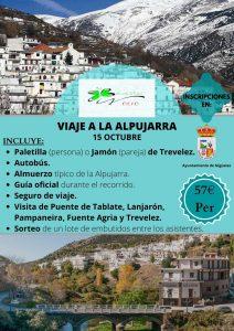 Lee más sobre el artículo Viaje a la Alpujarra – Octubre 2021